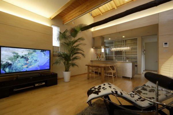 家具が入って生活が始まるととても素敵な空間になりました。センスよく住んでいらっしゃいます。