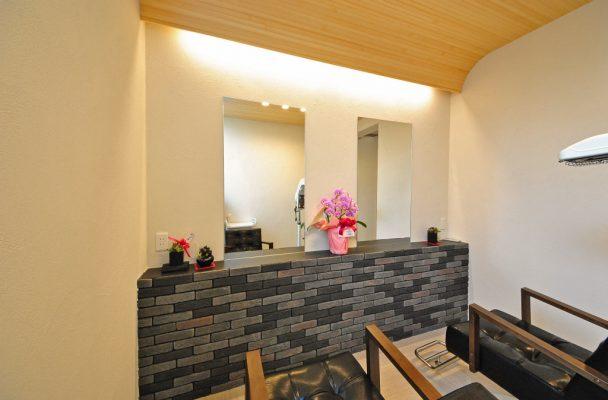 VIPのお客様用の個室エリア。